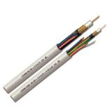 RG 59 + ALI LH CABLES Y CONECTORES-CABLE RG-59 + 1 PAR EXTRA 2X0,70 ALIMENTACIÓN (100 M.). NEGRO. LI
