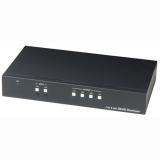 HD 04 ACCESORIOS DE MONITORES-DISTRIBUIDOR DE 4 SEÑALES HDMI