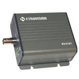 EV 3151 A SERVIDORES DE VIDEO IP-SERVIDOR DE VIDEO IP DE 1 ENTRADA DE VIDEO. COMPRESIÓN H264 / MPEG4