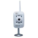 "FI 8909 W CÁMARAS IP WIFI-CAMARA IP CMOS 1/4"" . LENTE DE 2,8 MM. COMPRESION MJPEG. INCORPORA MICROFO"