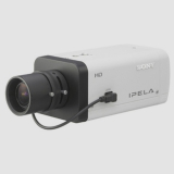 SONY CH 140 CÁMARAS COMPACTAS-BOX HD-CAMARA IP HD DUAL STREAMING H-264/MPEG4/JPEG (MÚLTIPLE STREAMIN