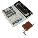 PV CALCULATOR DVR PORTATILES-GRABADOR DE VIDEO Y AUDIO OCULTO EN CALCULADORA (TOTALMENTE OPERATIVA).
