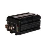 KR-200 ACCESORIOS HD CCTV-HD SDI-REPETIDOR DE SEÑAL HD_SDI HASTA 100 M MAS. 1 ENTRADA 2 SALIDAS.