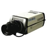 "PC-V610 CÁMARAS BOX-COMPACTAS-CÁMARA COLOR CCD 1/3"" SONY CCD. 0,05 LUX. MAS DE 600 LÍNEAS. DÍA/ NOCH"