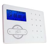 ALARM X 250 ALARMAS-KIT DE ALARMA  GSM COMPUESTO POR CENTRAL DE ALARMA, 1 SENSOR DE PUERTA Y 1 SENSO